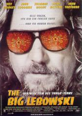 "Plakat zu ""The Big Lebowski"" 