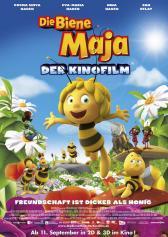 "Filmplakat zu ""Die Biene Maja - Der Kinofilm""   Bild: Universum"