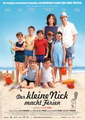 """Filmplakat zu """"Der kleine Nick macht Ferien""""   Bild: Wild Bunch"""