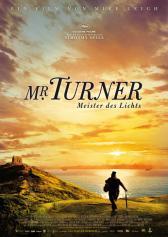 """Filmplakat zu """"Mr. Turner - Meister des Lichts""""   Bild: Fox"""