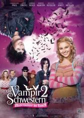 """Filmplakat zu """"Die Vampirschwestern 2""""   Bild: Sony"""