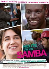 "Filmplakat zu ""Heute bin ich Samba"" | Bild: Senator"