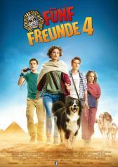 """Filmplakat zu """"F�nf Freunde 4""""   Bild: Constantin"""