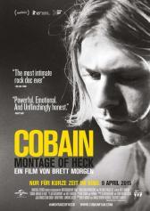 "Filmplakat zu ""Cobain: Montage of Heck"" | Bild: Filmmagic"