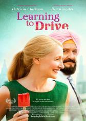 "Filmplakat zu ""Learning to drive - Fahrstunden f�rs Leben""   Bild: Alamode"