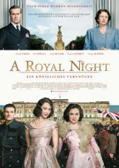 "Filmplakat zu ""A Royal Night"" | Bild: Concorde"
