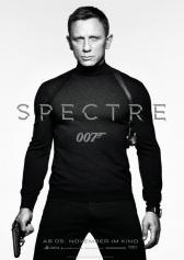 "Filmplakat zu ""James Bond 007 - Spectre"" | Bild: Sony"