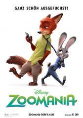"Filmplakat zu ""Zoomania"" | Bild: Disney"
