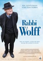 """Filmplakat zu """"Rabbi Wolff""""   Bild: Salzgeber"""