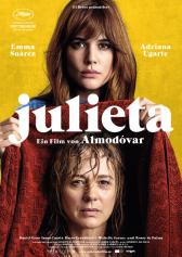 "Filmplakat zu ""Julieta"" | Bild: Tobis"