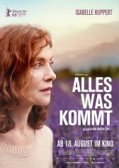 "Filmplakat zu ""L'avenir"" | Bild: Weltkino"