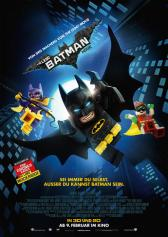 "Filmplakat zu ""The Lego Batman Movie"" 