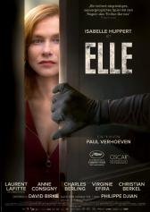 """Filmplakat zu """"Elle""""   Bild: Filmagentinnen"""