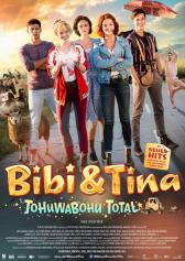 "Filmplakat zu ""Bibi & Tina - Tohuwabohu total!"" | Bild: DCM"