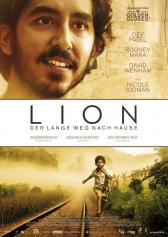 "Plakat zu ""Lion"" | Bild: Universum"