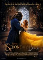 "Filmplakat zu ""Beauty and the Beast"" 