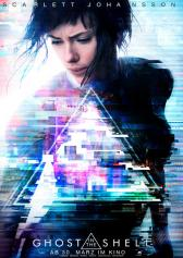 "Plakat zu ""Ghost in the Shell"" 