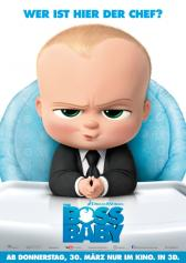 "Filmplakat zu ""The Boss Baby"" 