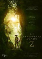 "Filmplakat zu ""Die versunkene Stadt Z"" | Bild: StudioCanal"