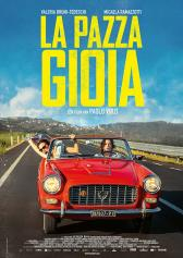 "Filmplakat zu ""La pazza gioia""   Bild: Neue Visionen"