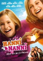 "Plakat zu ""Hanni & Nanni - Mehr als beste Freunde"" | Bild: UPI"