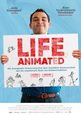 "Filmplakat zu ""Life, Animated"" | Bild: Filmwelt"