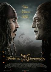"Filmplakat zu ""Pirates of the Caribbean 5: Salazars Rache"" 