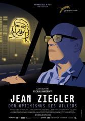 "Filmplakat zu ""Jean Ziegler"" | Bild: W-Film"