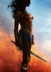 "Plakat zu ""Wonder Woman"" 