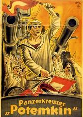 "Filmplakat zu ""Panzerkreuzer Potemkin"" | Bild: -1"