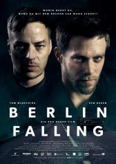 "Filmplakat zu ""Berlin Falling"" | Bild: Warner"