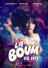 "Plakat zu ""La Boum - Die Fete"" | Bild: La Bäm!"