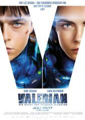 "Filmplakat zu ""Valerian"" | Bild: Disney"
