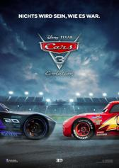 "Filmplakat zu ""Cars 3 - Evolution"" 