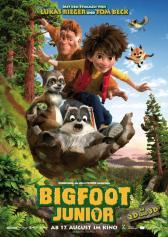 "Plakat zu ""Bigfoot Junior""   Bild: StudioCanal"