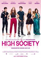 "Filmplakat zu ""High Society"" 