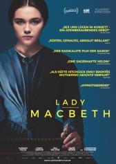 "Plakat zu ""Lady Macbeth"" | Bild: Filmagentinnen"