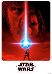 "Filmplakat zu ""Star Wars: Episode VIII"" 