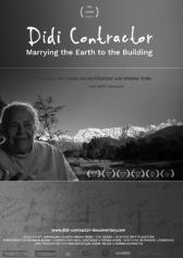 "Filmplakat zu ""Didi Contractor – Marrying the Earth to the Building"" 