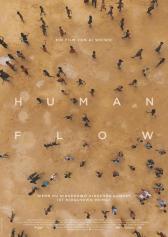 "Plakat zu ""Human Flow"" | Bild: Filmwelt"