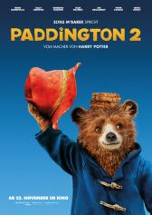 "Plakat zu ""Paddington 2"" | Bild: Studio Canal"