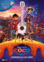 "Plakat zu ""Coco"" | Bild: Disney"