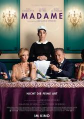 "Filmplakat zu ""Madame"" | Bild: StudioCanal"
