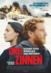 "Filmplakat zu ""Drei Zinnen"" | Bild: Filmwelt"