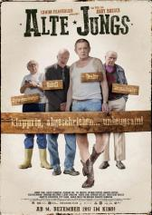 "Filmplakat zu ""Alte Jungs"" | Bild: Camino"