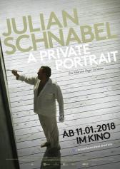 "Plakat zu ""Julian Schnabel"" | Bild: Weltkino"
