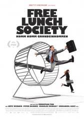 "Filmplakat zu ""Free Lunch Society"" | Bild: OVALmedia"