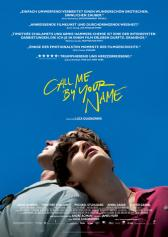 "Filmplakat zu ""Call Me by Your Name"" 