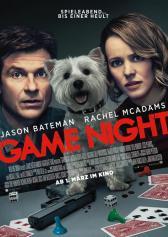 """Plakat zu """"Game Night""""   Bild: Warner"""