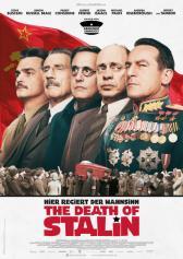 """Filmplakat zu """"The Death of Stalin""""   Bild: Concorde"""